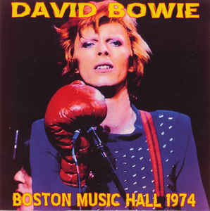 David Bowie 1974-11-16 - Boston ,Massachusetts ,Music Hall (Stranger09 Rework) SQ 6