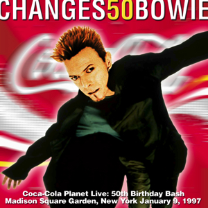 David Bowie 1997-01-09 New York ,Madison Square Gardens - Changes 50 Bowie - SQ 9