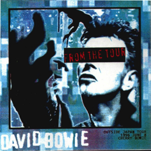 David Bowie 1996-06-08 Hiroshima ,Koseinenkin Kaikan Hall - Cherry Bowie - SQ 8,5
