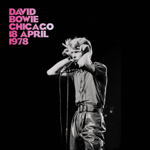David Bowie 1978-04-17 Chicago ,Arie Crown Theatre (Learm Remaster) (SW) SQ 7,5