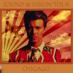 David Bowie 1990-06-15 Chicago ,World Music Theater Tinley Park - Chicago - SQ -8
