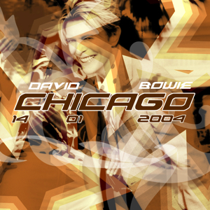 David Bowie 2004-01-14 Chicago ,Rosemont Theatre - SQ 8+