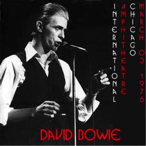 David Bowie 1976-03-03 Chicago ,International Amphitheater - Chicago 76 - SQ 7
