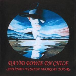 David Bowie 1990-09-27 Santiago ,Estadio Nacional - David Bowie en Chile - SQ 8,5
