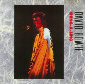 David Bowie 1969-02-02 London ,Clairville Grove - Ching-A-Ling - SQ -9
