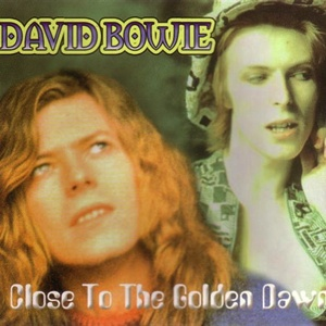 David Bowie 1971-09-25 Aylesbury ,England '' Close To The Golden Dawn - SQ 8