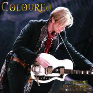 David Bowie 2003-10-16 Hamburg ,The Color Line Arena - Coloured - SQ -9