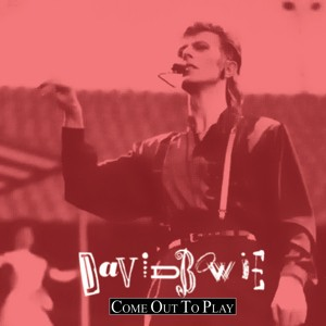 David Bowie 1987-05-19-28 Rotterdam ,Sportpaleis Ahoy - Come Out To Play - (Rehearsals) -SQ 5