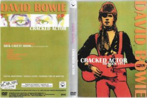 David Bowie Cracked Actor – Tour film, BBC 2 T.V. documentary 26/01/1975