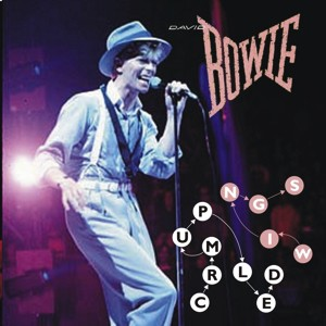 David Bowie 1983-11-26 Auckland ,Western Springs Stadium - Crumpled Wings - SQ 8+