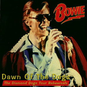 David Bowie 1974-06-08 Port Chester NY ,The Capitol Theater - Dawn Of The Dogs - (rehearsals) - SQ 6,5