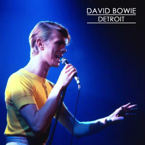 David Bowie 1978-04-20 Detroit ,Michigan Cobo Arena - Detroit - SQ -8