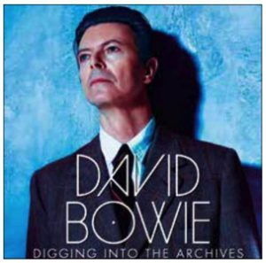 David Bowie Digging In To The Archives (compilation 1979-2006) - SQ 6-9