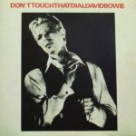 David Bowie 1976-05-07 London ,Wembley Empire Pool – Don't Touch That Dial – (Vinyl) – SQ -8