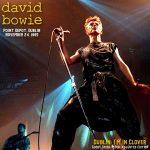 David Bowie 1995-11-24 Dublin ,Point Depot – I'm In Clover – (Soundboard Remaster) – SQ 9