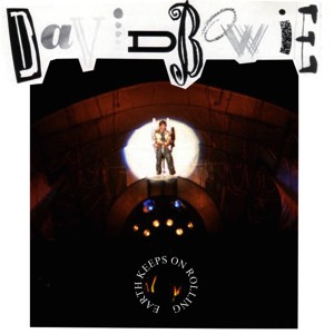 David Bowie 1987-09-19 Tampa ,Tampa Stadium - Earth Keeps On Rolling - SQ 8