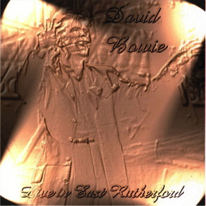 David Bowie 1987-08-02 East Rutherford ,Giants Stadium - Live in East Rutherford - (Off master 2) - SQ -8