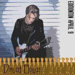 David Bowie 2004-04-09 Edmonton ,Rexall Place  (zannalee1967 remake) – SQ 8,5