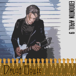 David Bowie 2004-04-09 Edmonton ,Rexall Place (zannalee1967 remake) - SQ 8,5