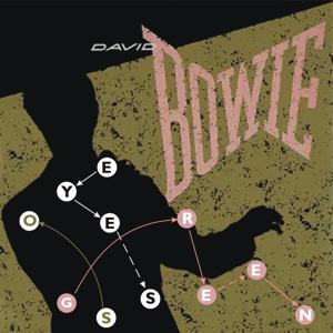 David Bowie 1983-06-02 London ,Wembley Arena - Eyes So Green - SQ 8,5