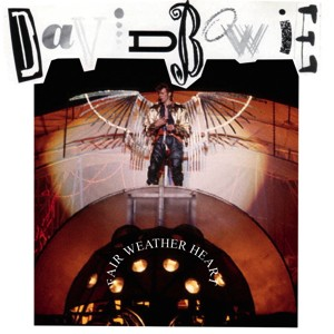 David Bowie 1987-06-21 Cardiff ,Arms Park Rugby ground - Fair Weather Heart - SQ -8