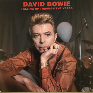 David Bowie Falling Up Through The Years (Rare Radio Tracks BBC WBMC 1997-2002) - SQ 9+
