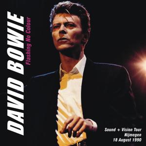 David Bowie 1990-08-18 Nijmegen ,de Goffert Stadspark - Flashing No Colour - SQ 8