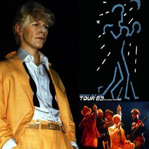 David Bowie 1983-05-20 Frankfurt ,Festhalle - Frankfurt 830520 - SQ 8,5