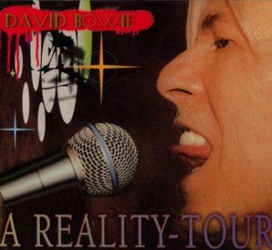 David Bowie 2003-10-18 Frankfurt ,Festhalle - A Reality-Tour - SQ 8,5