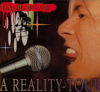 David Bowie 2003-10-18 Frankfurt ,Festhalle - A Reality-Tour - SQ 8+