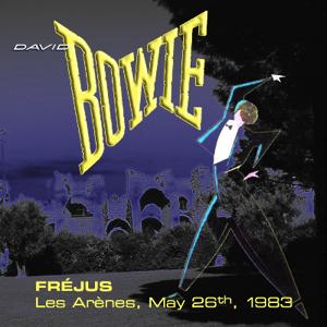 David Bowie 1983-05-26 Fréjus ,Les Arènes - Fréjus - SQ 8+