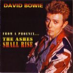 David Bowie 1996-07-18 Phoenix ,Stratford-On-Avon ,Long Marston Airfield - From Phoenix ... The Ashes Shall Rise - SQ 9