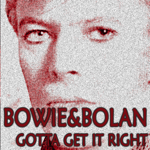 David Bowie 1977-10-09 Gotta Get It Right (rehearsals The Marc Show ,Granada TV) - SQ 8,5