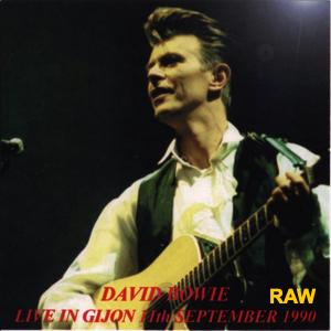 David Bowie 1990-09-11 Gijón ,Hipódromo de Las Mestas – Live in Gijon Spain 11-09-1990 – RAW - SQ 7,5