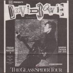 David Bowie 1987-08-07 San Jose ,Spartan Stadium - SQ -8