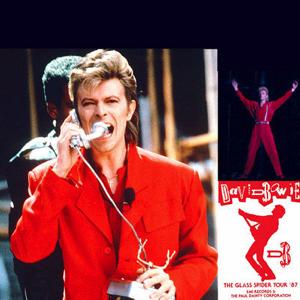 David Bowie 1987-09-12 Pontiac (Detroit) ,Pontiac Silverdome - Detroit 98-012 - SQ 8