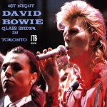 David Bowie 1987-08-24 Toronto ,Canadian National Exhibition Stadium - Glass Spider In Toronto First Night - (RAW) - SQ 7,5