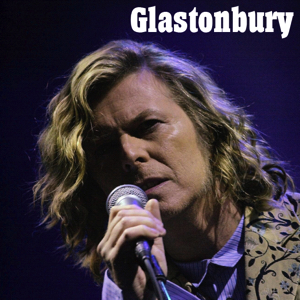 David Bowie 2000-06-25 Gladstonbury ,Worthy Farm ,Glastonbury Festival - Glastonbury - (Broadcast Recording) - SQ 9