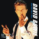 David Bowie 1990-08-13 Frejus ,Les Arenes – Good God! She's There – SQ 8