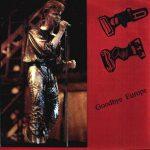 David Bowie 1987-07-18 Torino ,Stadio Comunale di Torino - Goodbye Europe - SQ 8.