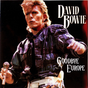 David Bowie 1987-07-18 Torino ,Stadio Comunale di Torino - Goodbye Europe - (CD) - SQ 8