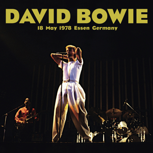 David Bowie 1978-05-18 Essen ,Gruga Halle (Re-master of Master Tape by learm - Diedrich) SQ -9.
