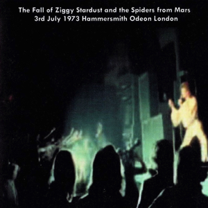 David Bowie 1973-07-03 London ,Hammersmith Odeon - Complete soundboard of the famous last Ziggy concert – SQ 9