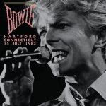 David Bowie 1983-07-15 Hartford ,Civic Center – Hartford 83 First Night – SQ -8
