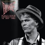 David Bowie 1983-07-16 Hartford ,Civic Center – Hartford 83 Second Night – SQ 8