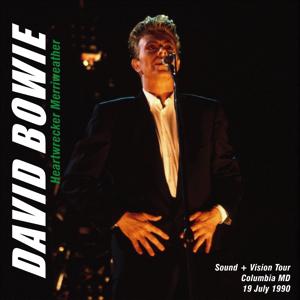 David Bowie 1990-07-19 Columbia ,Merriweather Post Pavilion - Heartwrecker Merriweather - SQ 8