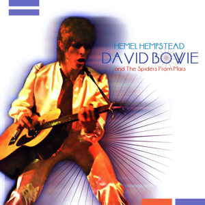 David Bowie 1972-05-07 Hemel Hempstead, UK Pavilion, - Hemel Hempstead - SQ 8