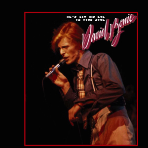 David Bowie 1974-10-30 New York ,Radio City Music Hall - He's Got His Eye On Your Soul - SQ 7,5