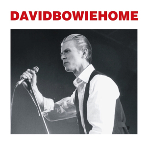 David Bowie 1976-05-03 London ,Wembley Empire Pool - Home - SQ 7+