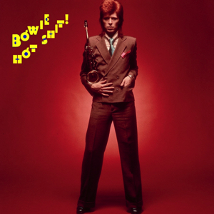 David Bowie 1973-05-18 Glasgow ,Green's Playhouse - Hot Shit! - (1st. Show ,Matinee) - SQ 6,5
